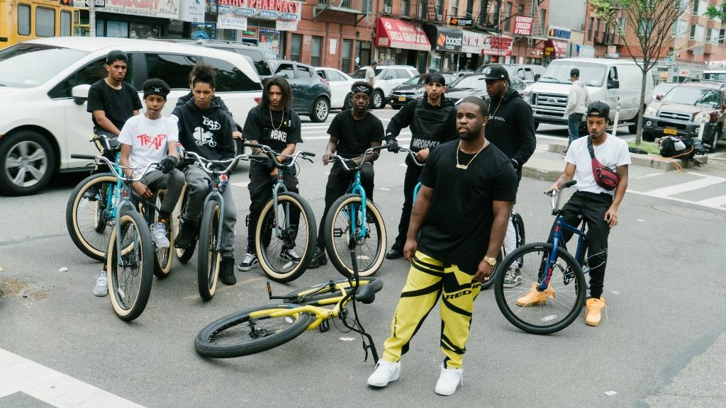 Bike Ride Through Harlem With A$AP Ferg