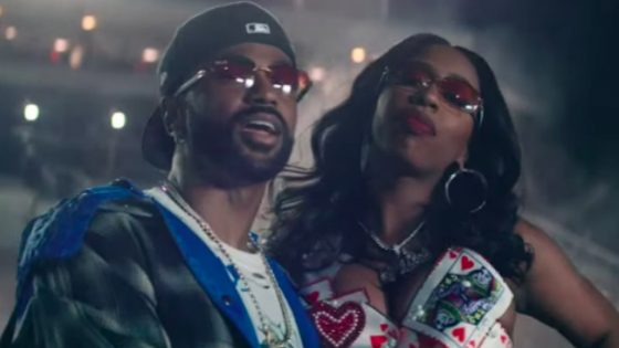 Big Sean and Kash Doll