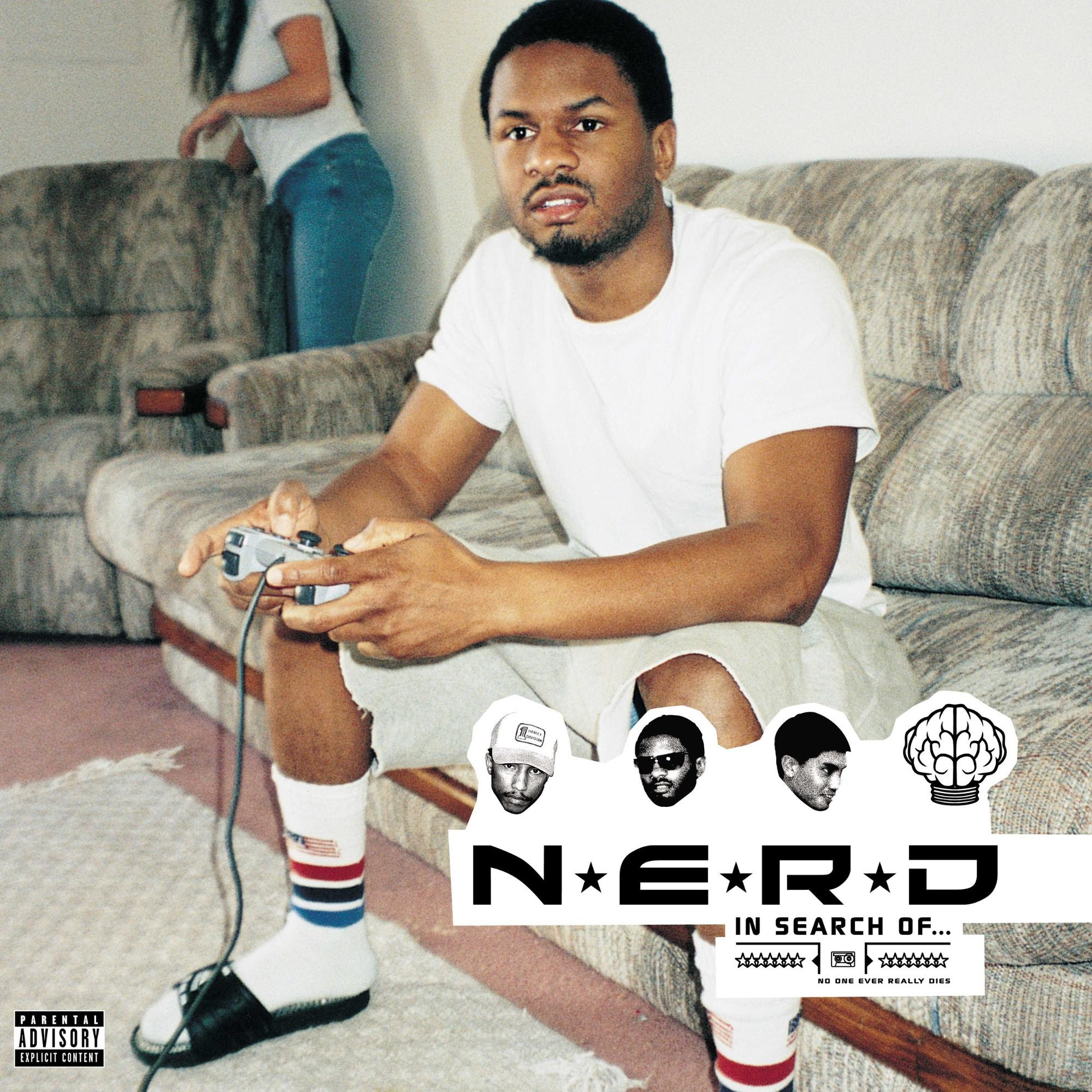 N.E.R.D. In Search Of...