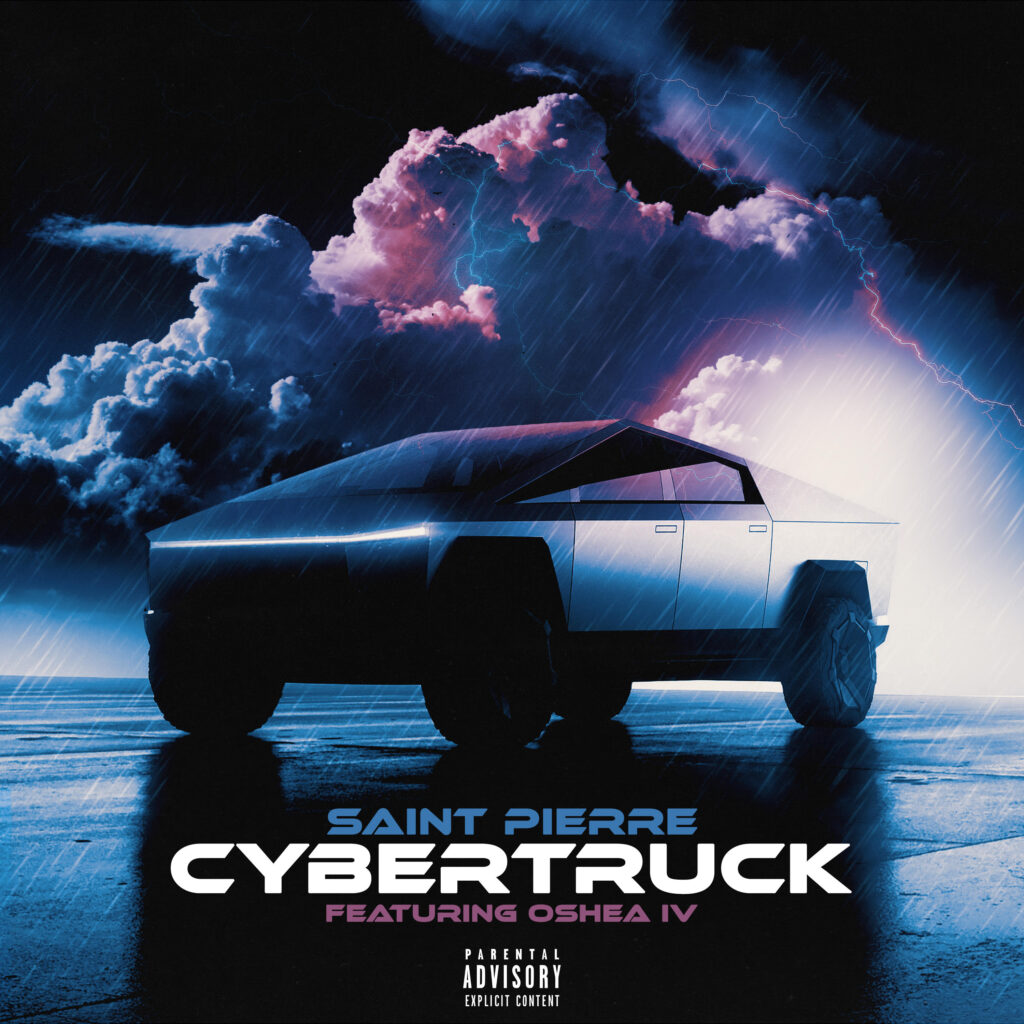 Cover art for cyber truck
