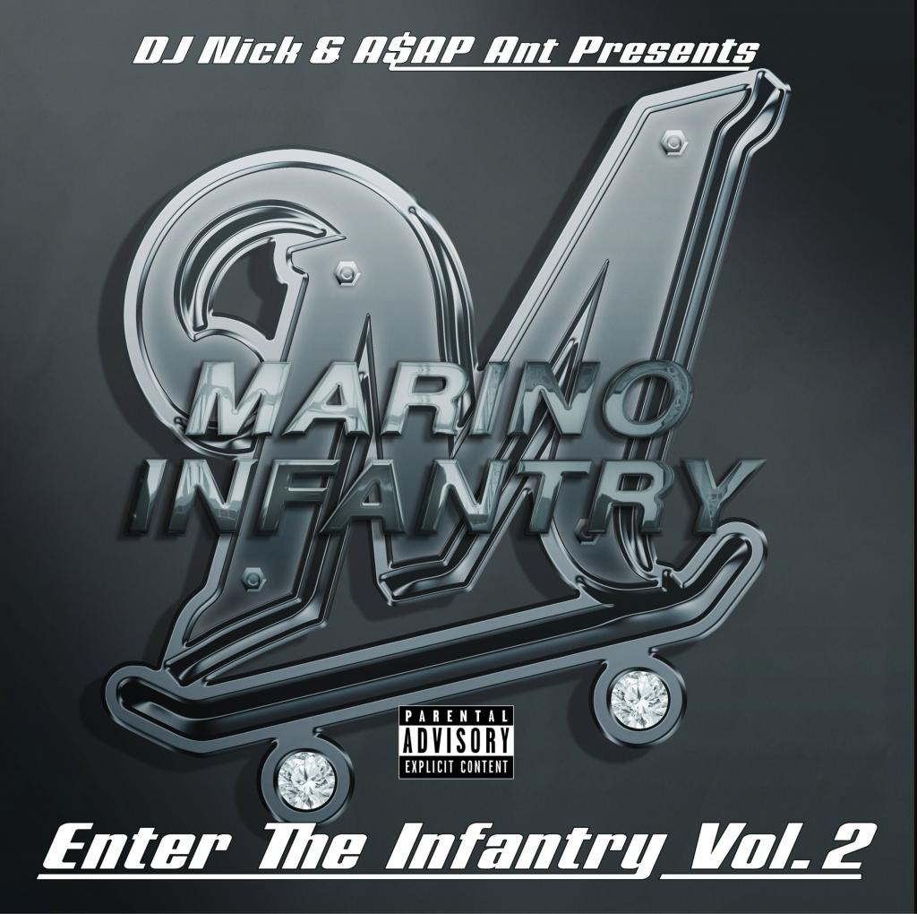 Marino Infantry